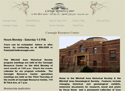 carnegie Resource Center