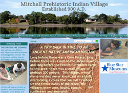 Prehistoric Indian Village