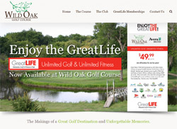 Wild Oak Golf Cource
