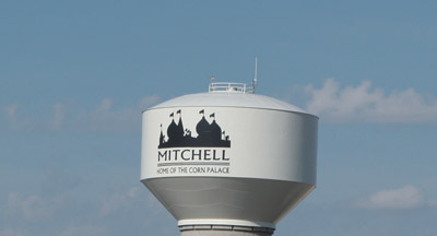 Mitchell Watertower